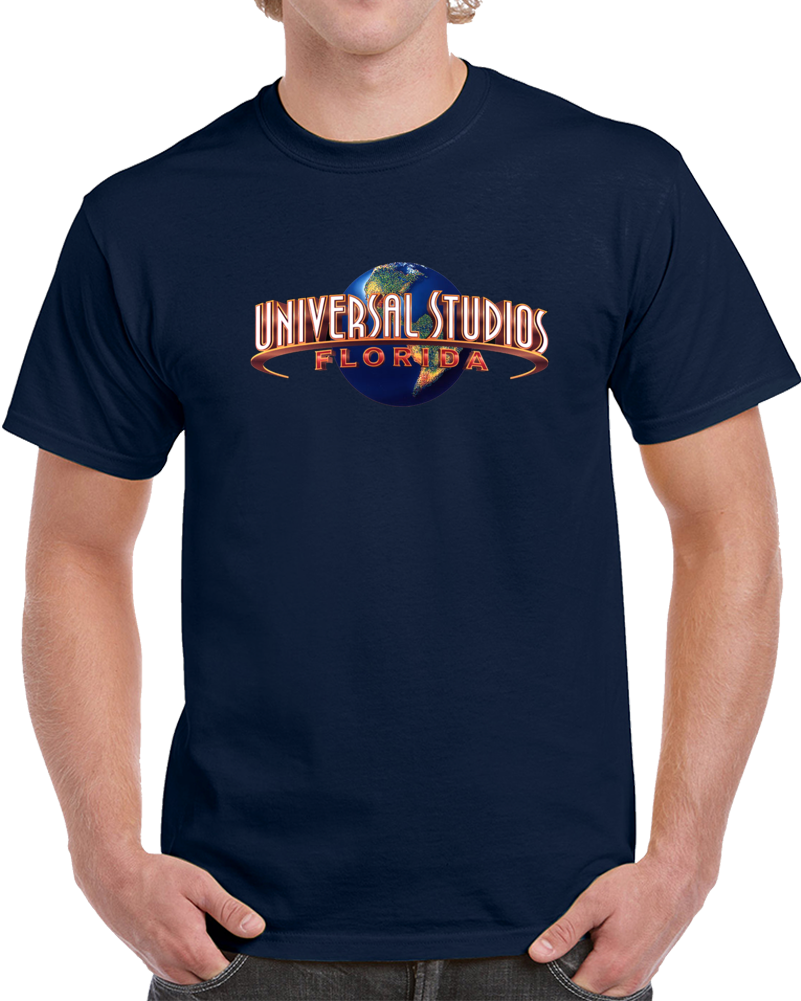 Universal Studios Tour Movie T Shirt
