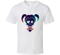 Harley Quinn Character Suicide Squad Vintage  T Shirt