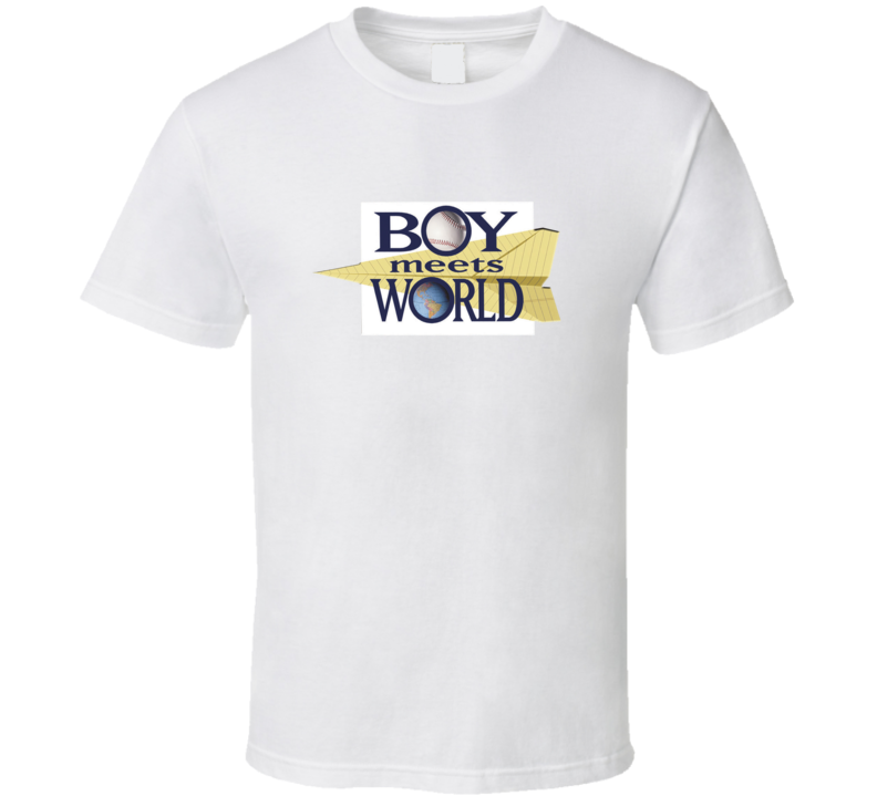 Boy Meets World 90s Sitcom Tv Show  T Shirt