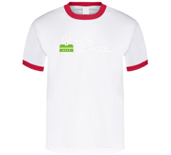 Old School Joystick Retro Game T Shirt