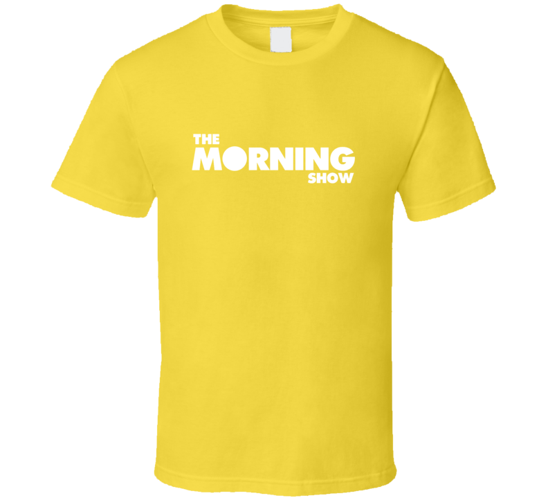 The Morning Show Tv Personalities  T Shirt