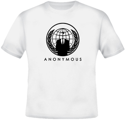 Anonymous Crest T Shirt